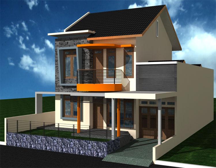 Ventilasi Rumah Minimalis 2 Lantai  kumpulan gambar rumah minimalis 2 lantai design rumah