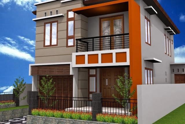 Gambar Rumah Minimalis Lantai  Terbaru Design Rumah Minimalis