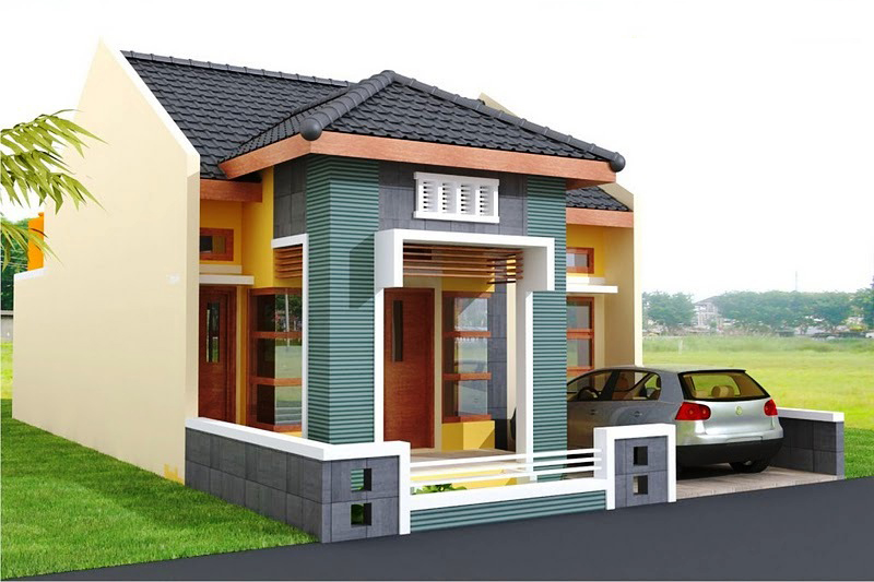 Harga Rumah minimalis sederhana type 36 surabaya
