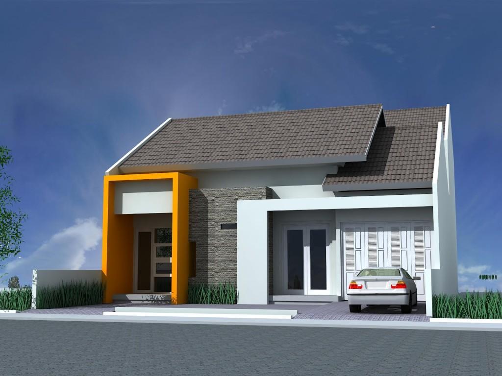 cara desain rumah minimalis modern tipe rumah minimalis