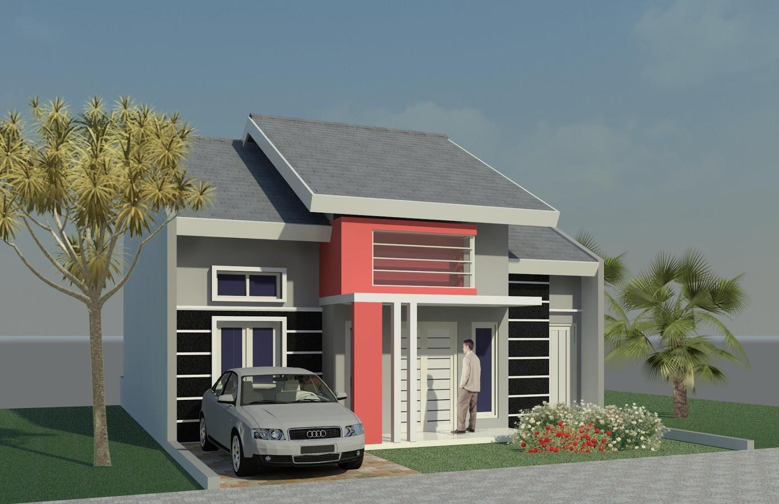 macam bentuk atap rumah minimalis  Tipe Rumah Minimalis  Tipe Rumah