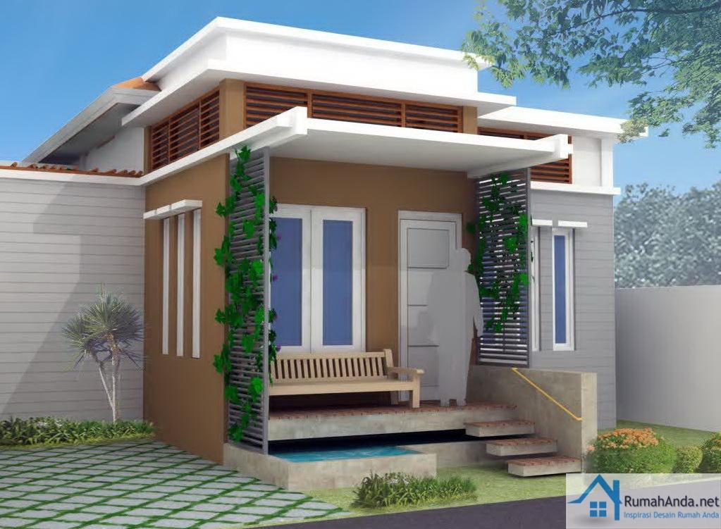Desain Warna Rumah Minimalis Type 36