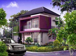 Inspirasi Pada Desain Rumah Mewah Minimalis 2 Lantai