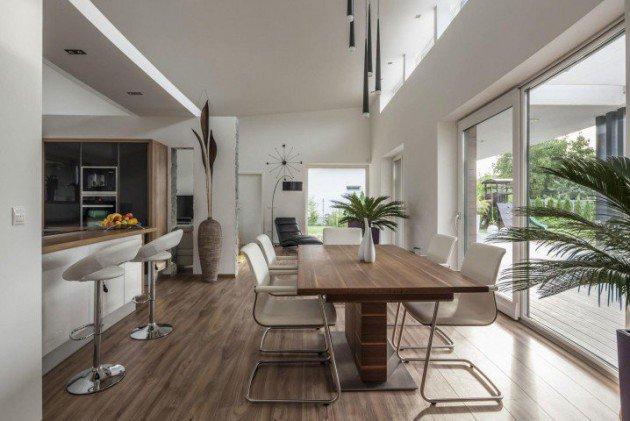 17 Contoh Desain Interior Ruang Makan Sederhana Minimalis